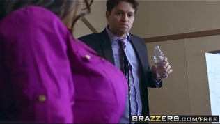 Brazzers – Big Tits at Work – Priya Price and Preston Parker –  Good Executive Fucktions HD Porn Video