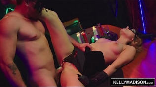 KELLY MADISON – Audrey Royal Covered in Cum