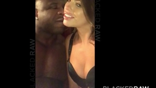 BLACKEDRAW I can't help it, he's so big in my ass HD Porn Video
