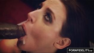 PORNFIDELITY Angela White Takes Two Big Dicks