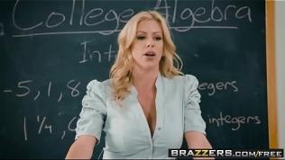 Brazzers – Big Tits at School – College Dreams scene starring Alexis Fawx Bailey Brooke & Danny HD Porn Video