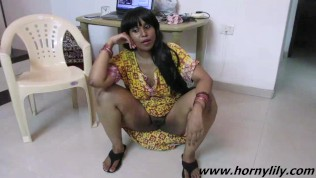 Indian bhabhi talking HD Porn Video