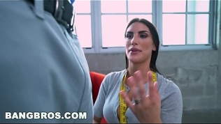 BANGBROS – August Ames to Please on Monsters of Cock (mc16000)