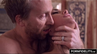 PORNFIDELITY August Ames Creampied for Cash