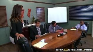 Brazzers – Big Tits at Work – (Tory Lane, Ramon Rico, Strong Tommy Gunn)