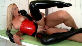 A Dildo A Day Keeps The Doctor Hard – DDF Productions