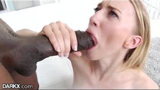 Voluptuous Blonde vs. Mandingo's Monster Dick HD Porn Video