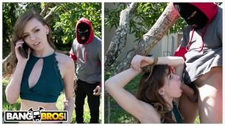 BANGBROS – Alex Blake Gets Manhandled By A Horny Thief, Bruno Dickemz HD Porn Video