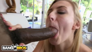 BANGBROS – Alexa Grace Enjoying Moe Johnson's Big Black Dick HD Porn Video
