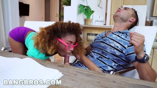 BANGBROS – Kendall Woods Fucks The Tutor on Brown Bunnies (bkb16016) HD Porn Video