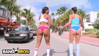 BANGBROS – Roller Skating Latina MILF Rachel Starr Gets Her Big Ass Fucked HD Porn Video