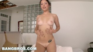 BANGBROS – Sexy Amateur Asian Teen Daisy Summers Gets Fucked (bbe12450) HD Porn Video