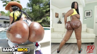BANGBROS – That Black Big Ass On Victoria Cakes Is Enough To Make A Grown Man Cry