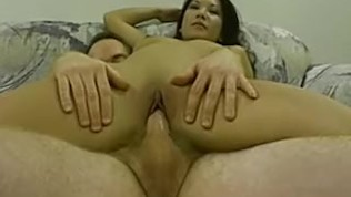 Big tit Asian amateur pleasing two men at once Free Porn Video