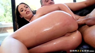 Big Tit, Big Ass Milf Gets Anal Surprise – Brazzers HD Porn Video