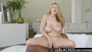 BLACKED Brooke Wylde has been BLACKED