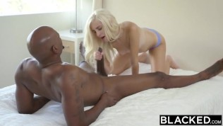 BLACKED Naughty Naomi Woods Takes First BBC- porn6969.com