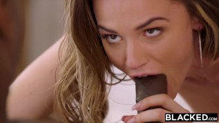 BLACKED Tori Black Gets Gapped With Massive BBC!