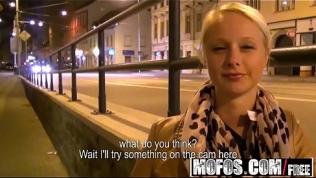 Mofos – Public Pick Ups – Ass in an Apartment Hallway starring  Tonya
