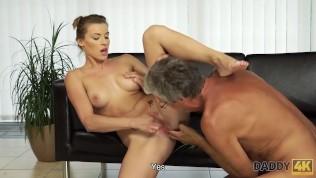 DADDY4K. Mature gentleman enjoys forbidden sex with young hottie HD Porn Video