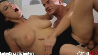 DaringSex MILF Horny For Some Cock HD Porn Video