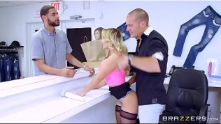 Brazzers – (Cali Carter) – Big Tits at Work HD Porn Video