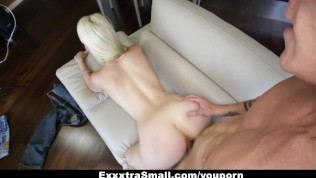 ExxxtraSmall – Darcie Belle Takes A Huge Cock!
