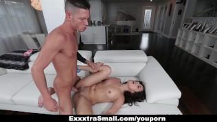 ExxxtraSmall – Tight And Tiny Latina Loves Big Cock!