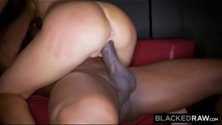 BLACKEDRAW Ex-Girlfriend Hooks Up With Two BBCs After A Wedding HD Porn Video