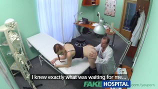 FakeHospital Doctor gets just what he wanted from hot patient