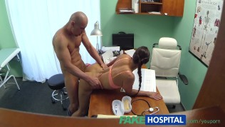 FakeHospital Hot nurse prescribes fucking for muscle enhancement