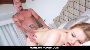 FamilStrokes – Learning About Sex From Step-Dad
