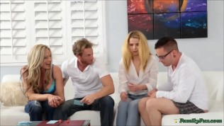 Forbidden Taboo Family Sex Dare Game