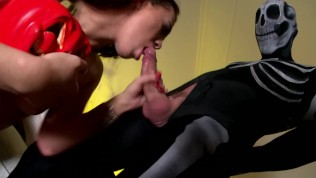 Fucking the skeleton – DDF Productions