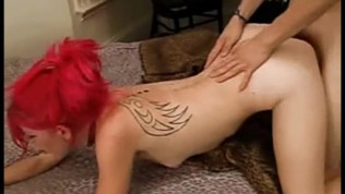 Goth Amateur Gets Nailed Hard Free Porn Video