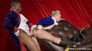 Hamilfton: A XXX Parody – Brazzers HD Porn Video