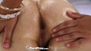 HD PornPros – Tali Dova & Ariana Marie hot fuck session by the pool