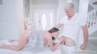 Horny Milf Need A Rub And Fuck – Brazzers HD Porn Video