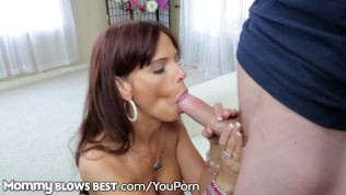Horny Mob Wife Cheats with Young Cock
