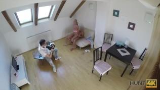 HUNT4K. Hottie Shanie Ryan spreads legs in exchange for some money HD Porn Video