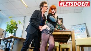 LETSDOEIT – Fuck My Boss In The Office !