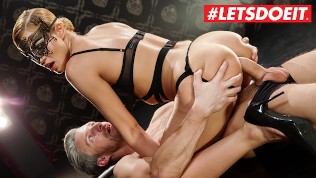 LETSDOEIT – Horny Lawyer Gets Fucked Hard In Her Fantasy Sex Session