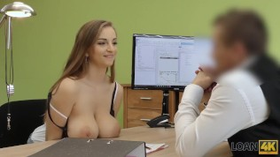 LOAN4K. Car is crashed and dirty sex is best solution in loan porn HD Porn Video