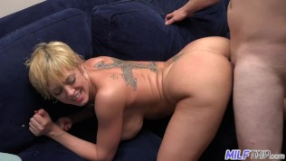 MILF Trip – Sexy short-haired blonde MILF Dee Williams – Part 2