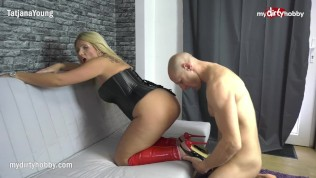 MyDirtyHobby – That ass is magic!