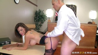 Peta Jensen gets some lawyer dick – Brazzers HD Porn Video