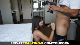 Private Casting X – Power-fucking and cumshot HD Porn Video