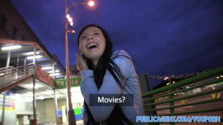 PublicAgent HD She wants to be a model so much she fucks for it