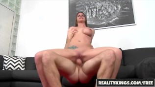Reality Kings – Brooklyn Chase – Teen shows off her new Fetish outfit