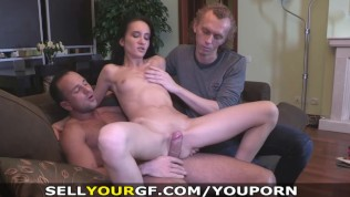 Sell Your GF – A money-making pussy HD Porn Video